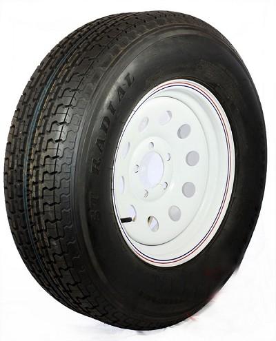 > Trailer Wheel & Tire Assembly > ST205/75R15 Radial Trailer Tire ...